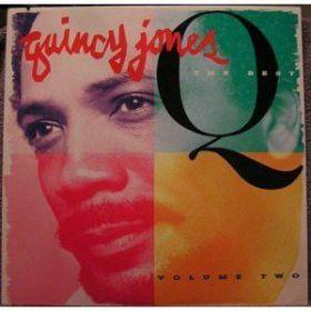 Quincy Jones - The Best Of Volume 2 (1985, Vinyl)