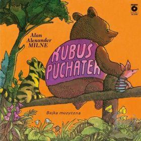 Alan Alexander Milne - Kubuś Puchatek (1986, Vinyl)
