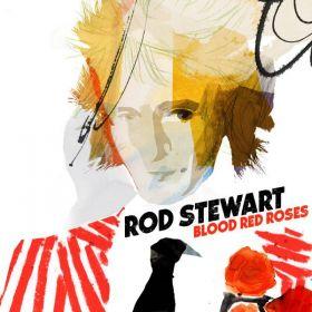 Rod Stewart - Blood Red Roses (2018, Vinyl)