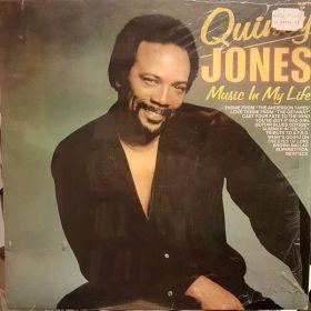 Quincy Jones - Music In My Life (1983, Vinyl)