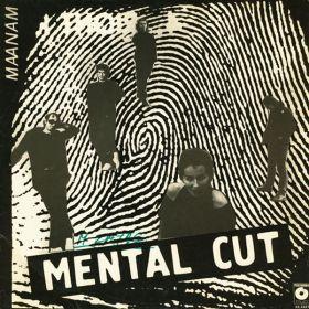 Maanam - Mental Cut (1985, Cream label, Vinyl)