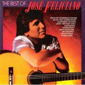 José Feliciano - The Best Of (1990, CD)