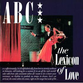 ABC - The Lexicon Of Love (1985, CD)