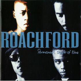 Roachford - Permanent Shade Of Blue (1994, CD)