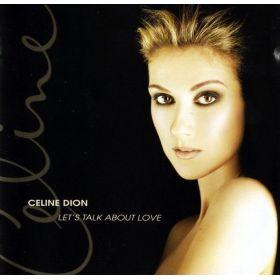 Céline Dion - Lets Talk About Love (1997, CD)