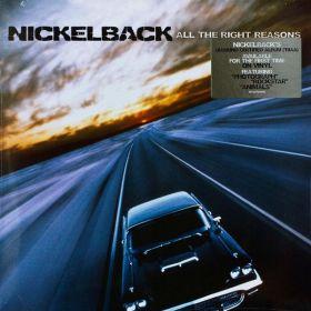 Nickelback - All The Right Reasons (2017, Vinyl)