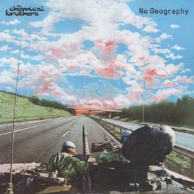 The Chemical Brothers - No Geography (2019, 180g, Vinyl)