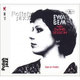 Ewa Bem With Swing Session - Be A Man (2016, Digipack, CD)