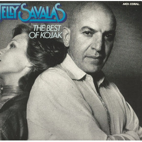 Telly Savalas ‎– The Best Of Kojak