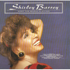 Shirley Bassey ‎– How About You?