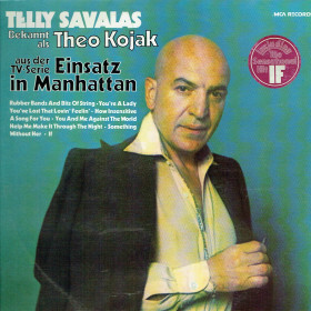 Telly Savalas ‎– Telly Savalas
