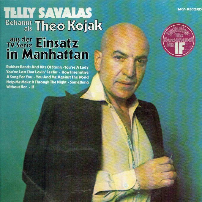 Telly Savalas – Telly Savalas