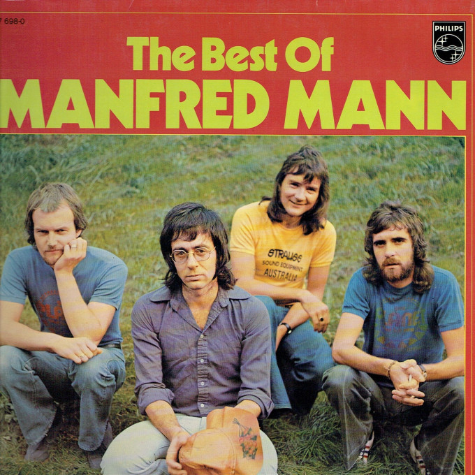 Manfred Mann ‎– The Best Of