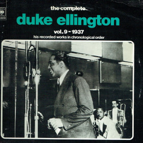 Duke Ellington ‎– The Complete Duke Ellington Vol.12 1938