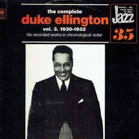 Duke Ellington ‎– The Complete Duke Ellington Vol.1 1925-1928
