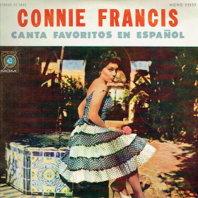 Connie Francis – Sings Spanish & Latin American Favorites