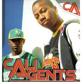 Cali Agents – Sharp / Cali Nights