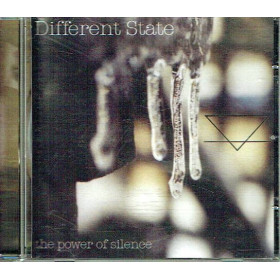 Different State ‎– The Power Of Silence  (CD)