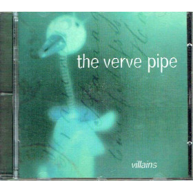 The Verve Pipe ‎– Villains  (CD)