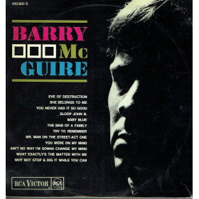 Barry McGuire ‎– Eve Of Destruction