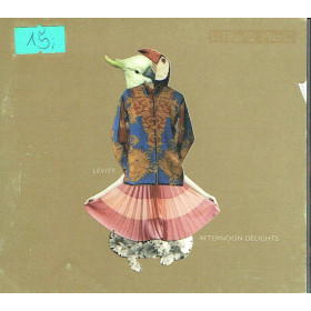 Levity – Afternoon Delights (CD)