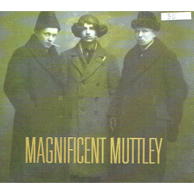Magnificent Muttley ‎– Magnificent Muttley  (CD)