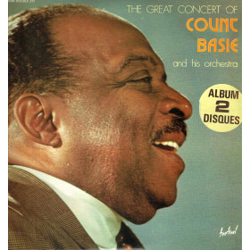 Count Basie And His Orchestra – The Great Concert Of Count Basie And His Orchestra