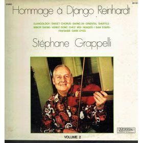 Stéphane Grappelli – Hommage À Django Reinhardt Volume 2