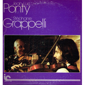 Jean-Luc Ponty, Stéphane Grappelli – Ponty / Grappelli