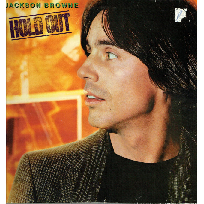 Jackson Browne – Hold Out