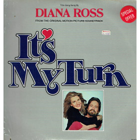 """Music From The Original Motion Picture Soundtrack """"It's My Turn"""""""