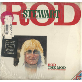 Rod Stewart ‎- Rod The Mod
