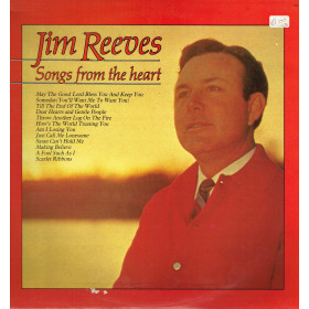 Jim Reeves ‎– Songs From The Heart