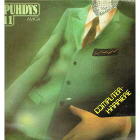Puhdys – Puhdys 11 Computer-Karriere