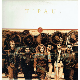 T'Pau ‎– Bridge Of Spies