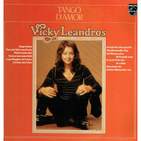 Vicky Leandros ‎– Tango D'Amor