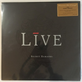 Live – The Distance To Here LP