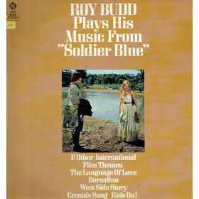 """Roy Budd – Roy Budd Plays His Music From """"Soldier Blue"""" & Other International Film Themes LP"""