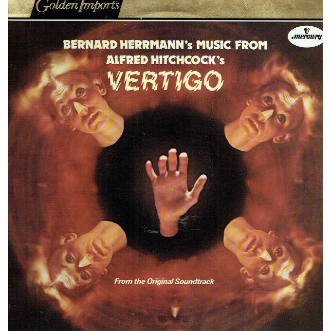 "Bernard Herrmann – Bernard Herrmann's Music From Alfred Hitchcock's ""Vertigo"""