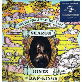 Sharon Jones & The Dap-Kings ‎– It's A Holiday Soul Party (zielony vinyl)