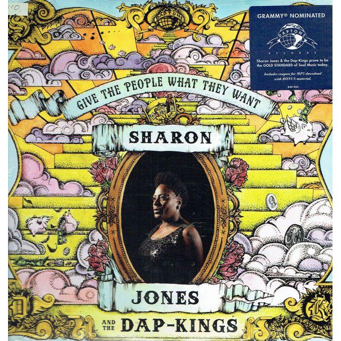 Sharon Jones & The Dap-Kings – It's A Holiday Soul Party (zielony vinyl)