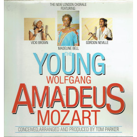 The New London Chorale ‎– The Young Wolfgang Amadeus Mozart