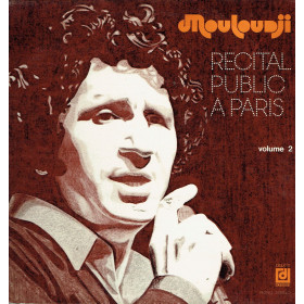 Mouloudji – Recital Public A Paris Volume 2