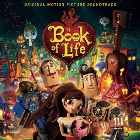 Gustavo Santaolalla ‎– The Book Of Life