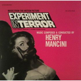 Henry Mancini – Experiment In Terror (Music From The Motion Picture)
