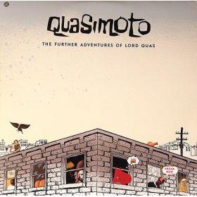 Quasimoto – The Further Adventures Of Lord Quas
