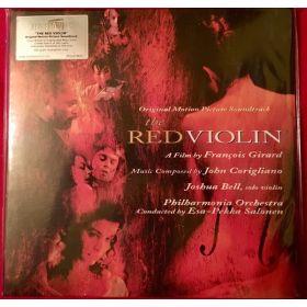 Joshua Bell, John Corgliano, Philharmonia Orchestra – The Red Violin