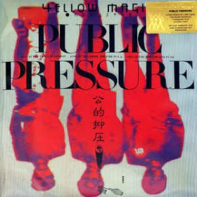 Yellow Magic Orchestra ‎– Public Pressure