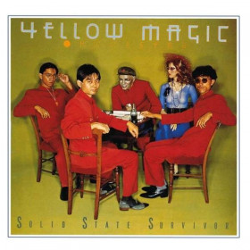 Yellow Magic Orchestra ‎– Solid State Survivor