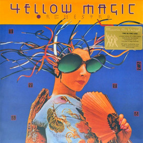 Yellow Magic Orchestra ‎– Yellow Magic Orchestra USA & Yellow Magic Orchestra